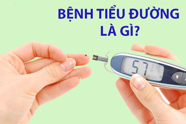 Tiểu đường là bệnh lý phổ biến ở xã hội hiện đại