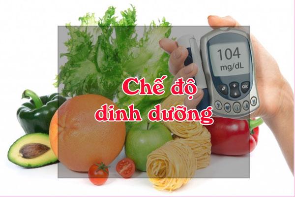 Chế độ ăn uống rất quan trọng cho người bệnh tiểu đường