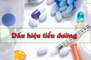 Dấu hiệu bệnh tiểu đường