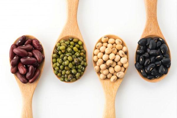 Đậu và các loại hạt