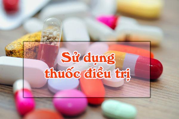 Sử dụng thuốc điều trị tiểu đường