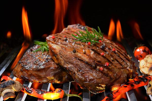 Tránh thực phẩm giàu protein