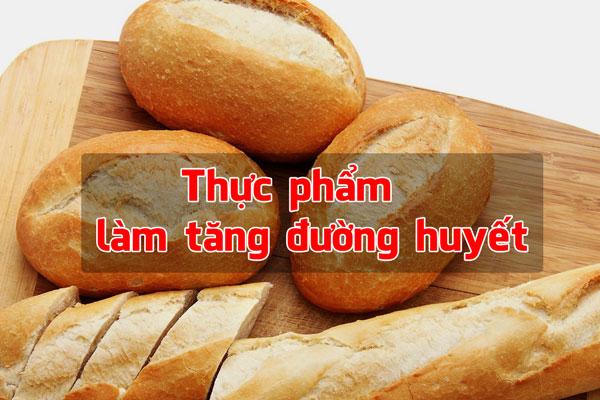 Nguyên nhân gây tăng đường huyết do các thực phẩm chứa nhiều tinh bột