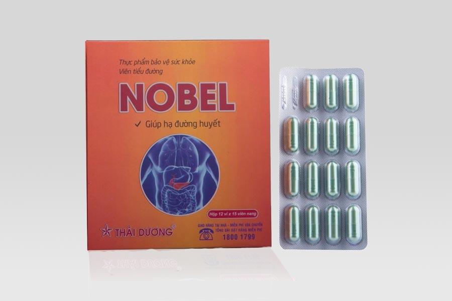 TPBVSK Viên tiểu đường NOBEL