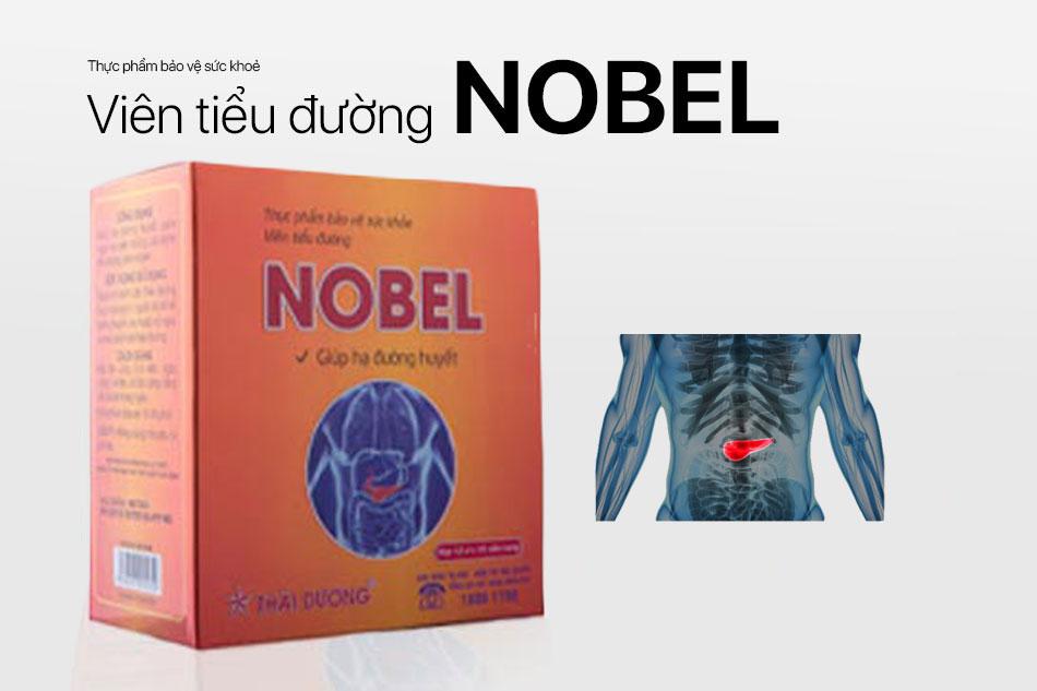 TPCN Viên tiểu đường NOBEL