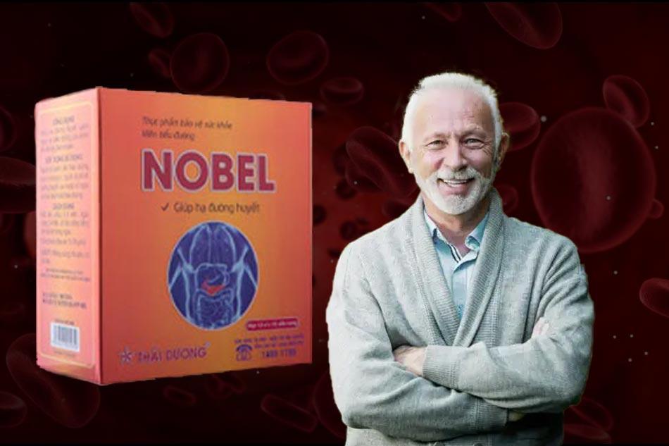 Tác dụng của viên tiểu đường NOBEL